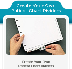 Create Your Own Patient Index Tab Dividers