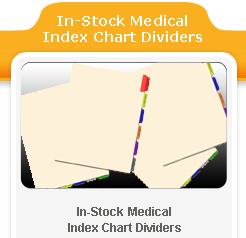 Medical Index Tabs